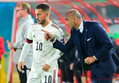 Geen spoor van Eden Hazard in Champions League-selectie Real Madrid