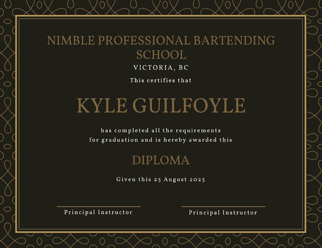 nimble-bartender-certificate