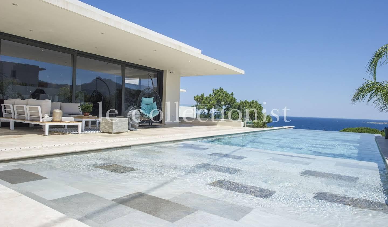 Villa avec piscine Algajola