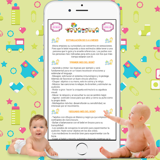ud83dudc76 Babies: Feed and Stimulate Apk 2