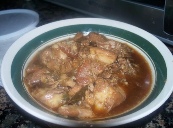 Asian Adobo Or Humba Recipe