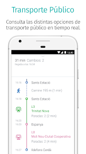 HERE WeGo - GPS, Metro & Bus Screenshot