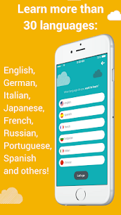 Foreign language with Worddio- screenshot thumbnail