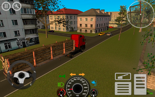 Truck Simulator: Russia android2mod screenshots 9