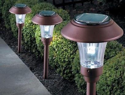 Modern Garden Lamps Design - náhled