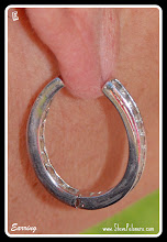 """Photo: A to Z  2011-09-18 Week 5 - Day 29 Sunday's """"E"""" Earing"""