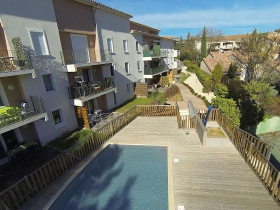 Vente appartement 2 pièces 41,74 m2