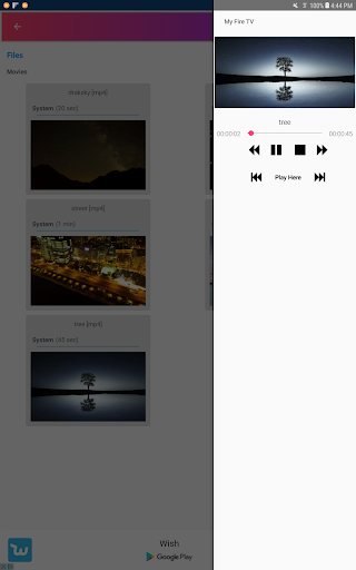 PlayTo Fire TV 2.3 screenshots 7