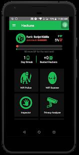 Hackuna - (Anti-Hack) Screenshot