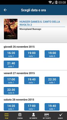 Webtic Movie Planet Cinema - screenshot