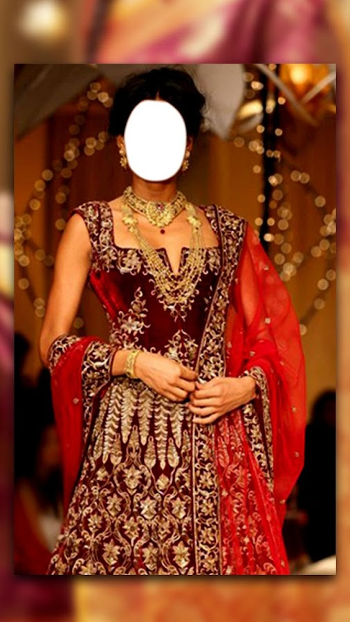 Indian Bridal Dress Style- screenshot