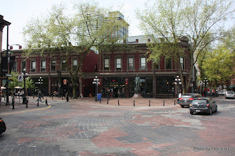 Photo: (Year 2) Day 324 - Gas Town in Vancouver