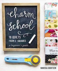 Charm School 18 Quilts from Squares: A Beginner's Guide