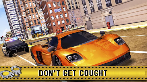 Drifty Theft Car & Chase 1.3 screenshots 3