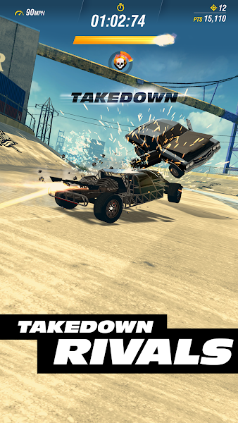 Fast & Furious Takedown Screenshot Image
