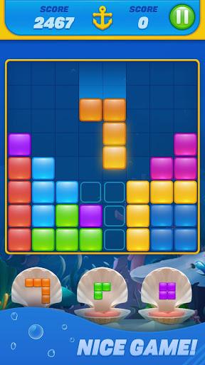 Ocean Block Puzzle 1.0 screenshots 1