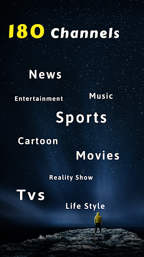 Download Free tv: tv shows, tv series, movies, news, sports For PC 1