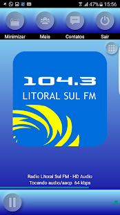 Radio Litoral Sul FM- screenshot thumbnail