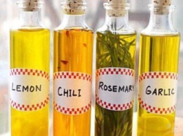 Infused Olive Oils Recipe