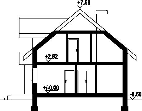 Helenowo mgg - Przekrój