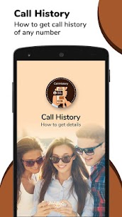 Call History : Any Number Details 1
