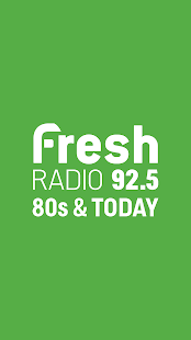 92.5 Fresh Radio Edmonton- screenshot thumbnail