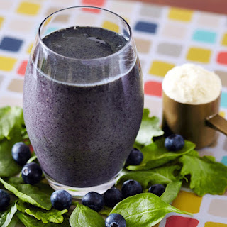 Post Workout Power Smoothie.