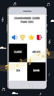 Chainsmokers Closer Piano Tiles
