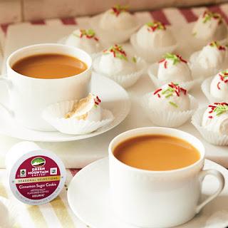 Christmas Sugar Cookie Truffles Recipe