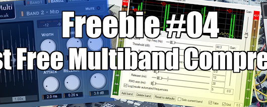Free Music Software – Freebie #04 Best Free Multiband Compressor | The Production Control