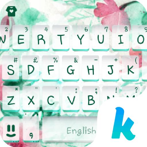 Spring Time Kika Keyboard