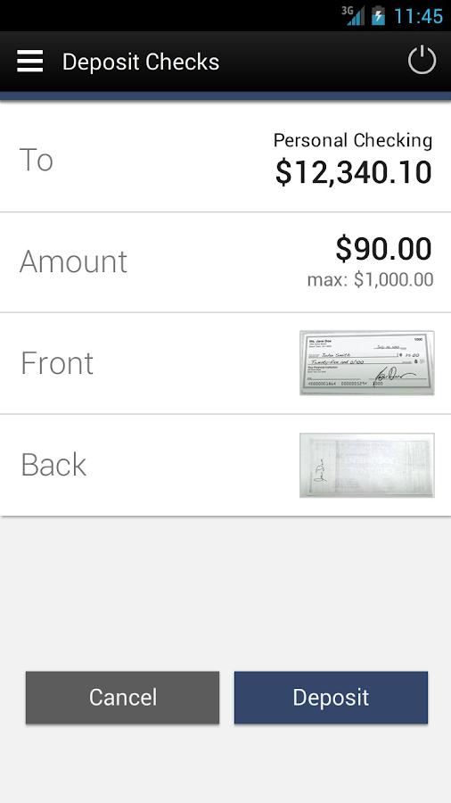 Central Bank Mobile Banking- screenshot