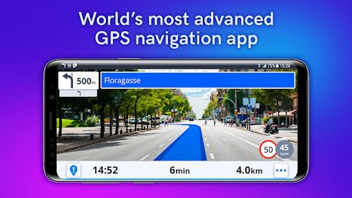 Sygic Travel Maps Offline & Trip Planner Mod