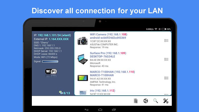 Network Scanner Screenshot 6