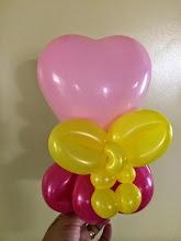 Photo: Pretty balloon art by Maria, Ontario, Ca 888-750-7024 http://www.memorableevententertainment.com/FacePainting/MariaChino,Ca.aspx