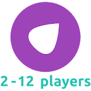 12 orbits ◦ 2,3,4...12 players