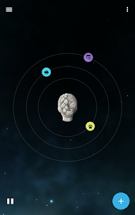 Sleep Orbit: Relaxing 3D Sound Screenshot