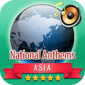 National Anthems : Asia icon