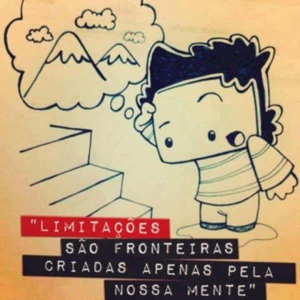 Limitações são...