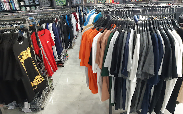 Personalised Clothing Store - Oxomall
