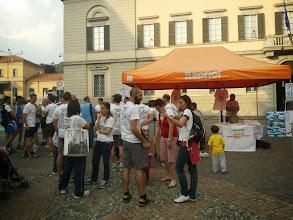 Photo: Piazza Diaz - Lecco