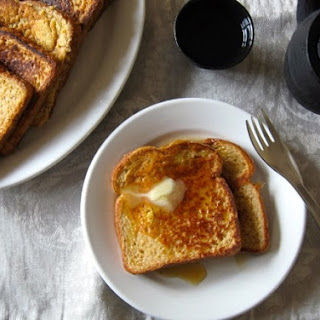 Vegan French Toast.