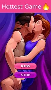 Kiss Kiss: Spin the Bottle for Chatting & Fun 9