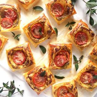 Pesto Puff Pastry Appetizer Recipes