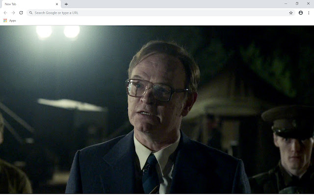 Jared Harris New Tab & Wallpapers Collection