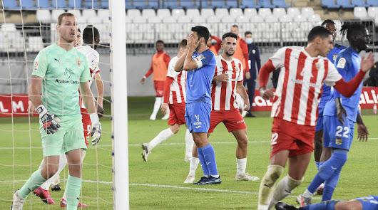 Morlanes, talento al servicio del Almería