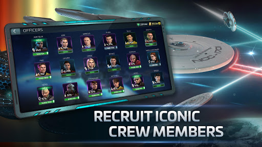 Star Treku2122 Fleet Command screenshots 2