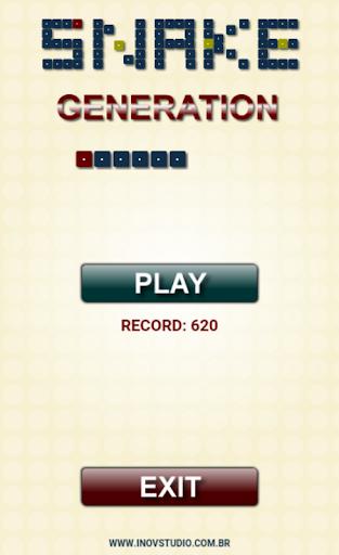 Snake Generation