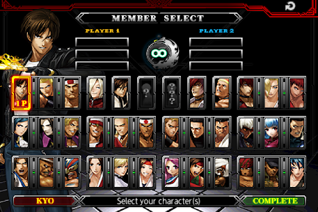 THE KING OF FIGHTERS-A Mod Apk 2012 2