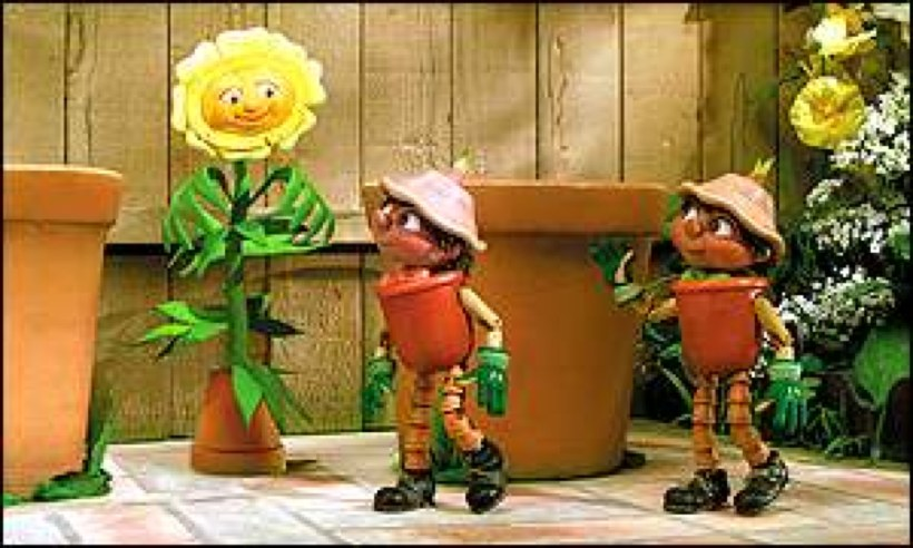 Bill and Ben - The Flowerpot Men